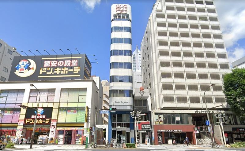 ストラッシュ名古屋栄店の行き方