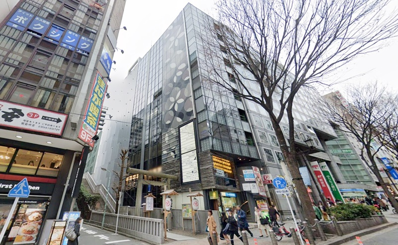 ストラッシュ渋谷宮益坂店の行き方