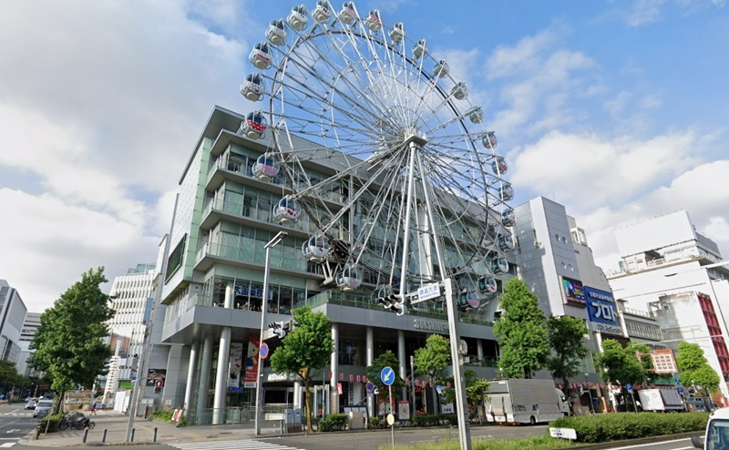 ラココ名古屋サンシャインサカエ店の行き方