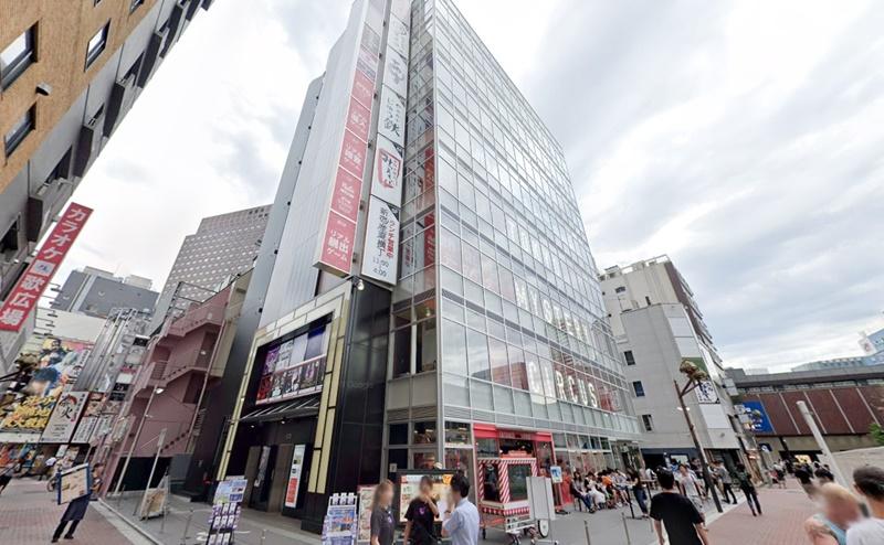 TCB新宿東口院の行き方